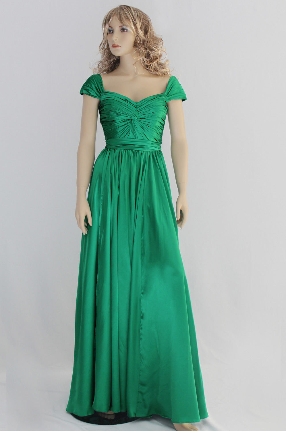 ON Sale!!eDressit Celebrity Sexy green  Prom Gown Evening Dress (00090704f)