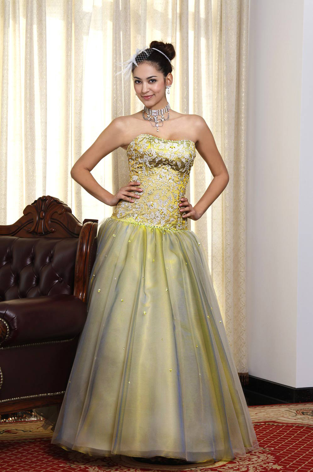 eDressit Fabulous Strapless Prom Gown (28090503)