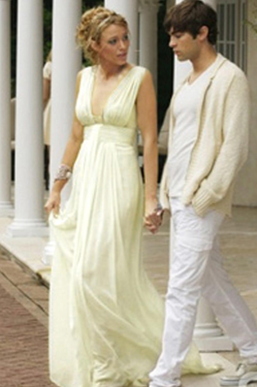 eDressit Neues Weißes Blake Lively Abendkleid/Ballkleid (00090907x)
