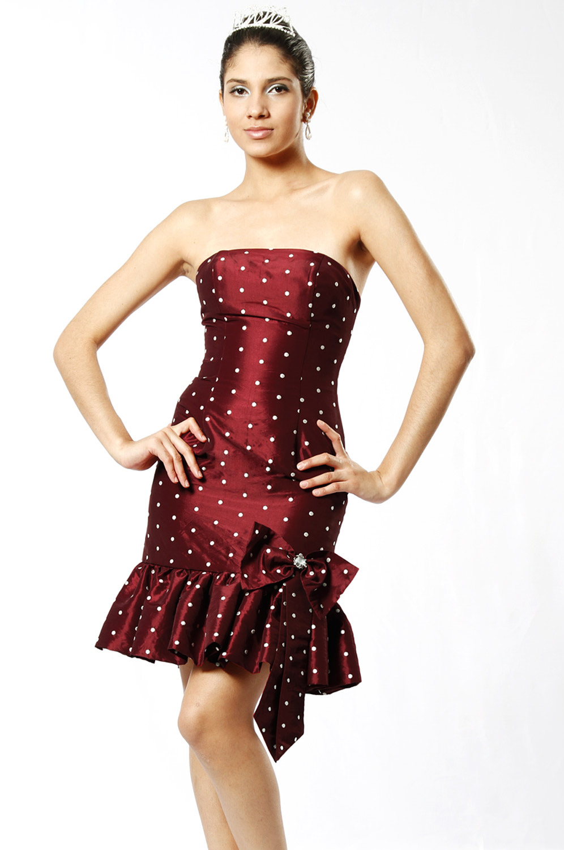 eDressit On Sale Cute Mini Strapless Party Dress 75% off (04094602)