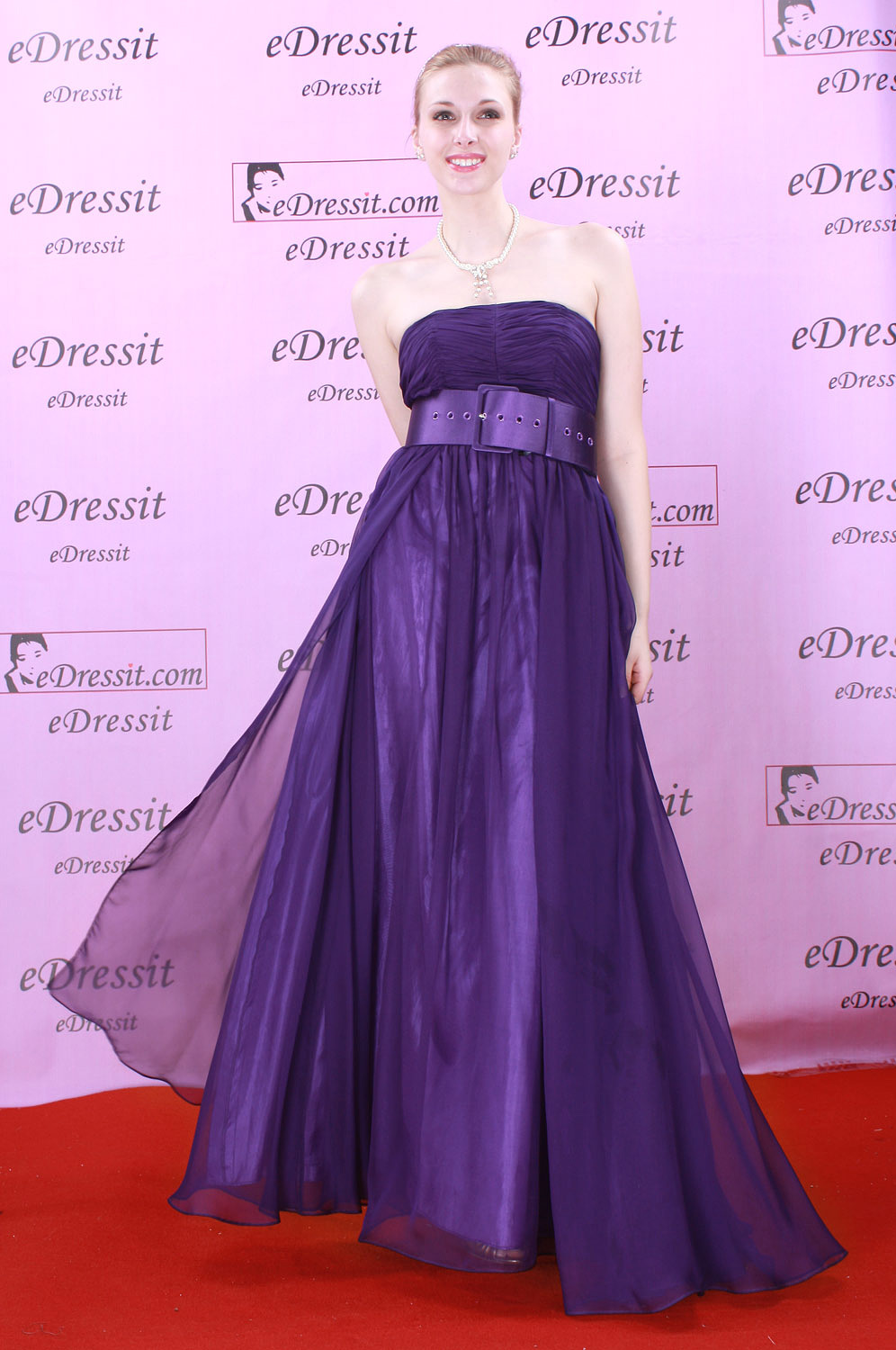 eDresssitSILK purple Prom/Ball/Gown/Evening dress (00080306a)