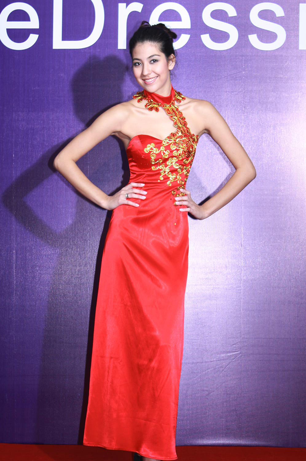 eDressit Red Ball/Evening Promotion Dress (00067802)