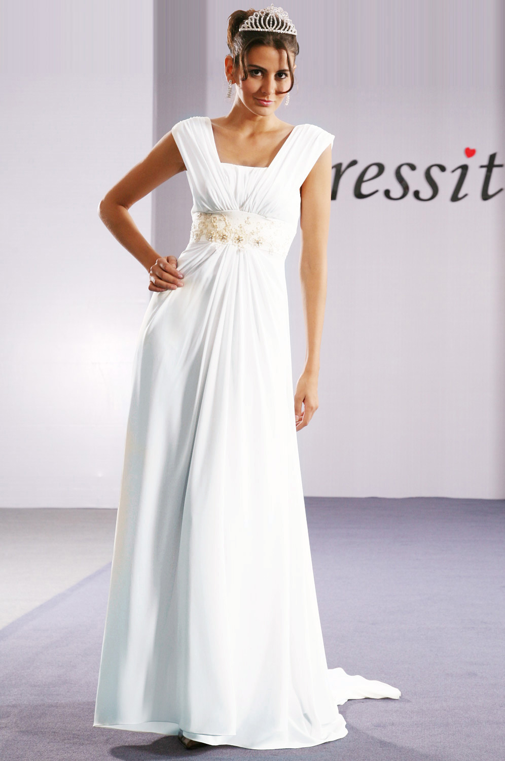 On sale !! eDressit white Prom Gown Evening Dress (00092007r)