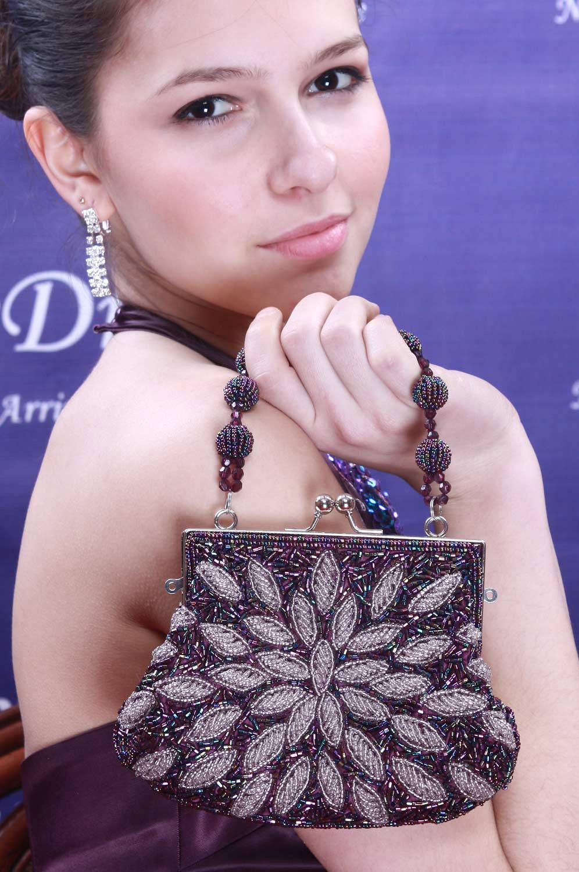 eDressit Purple Lady Bag Handbag Shouler/Clutch BAG (08091606)