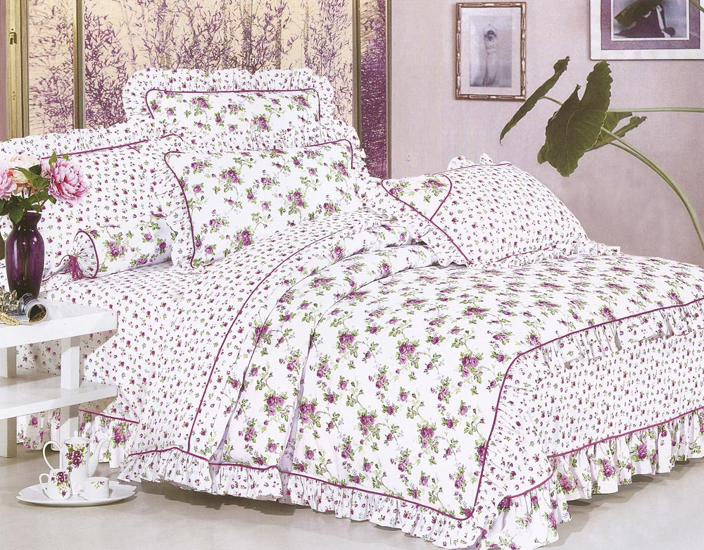eDressit 4pcs Bedding Set (41100847)