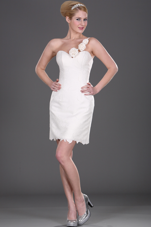 eDressit Fantastico Vestido deDama de Simple Tirante (07101507)