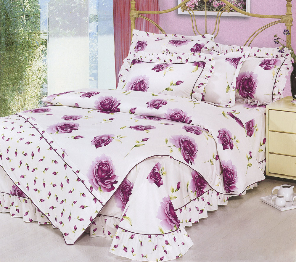 eDressit 4pcs Bedding Set (41100947)