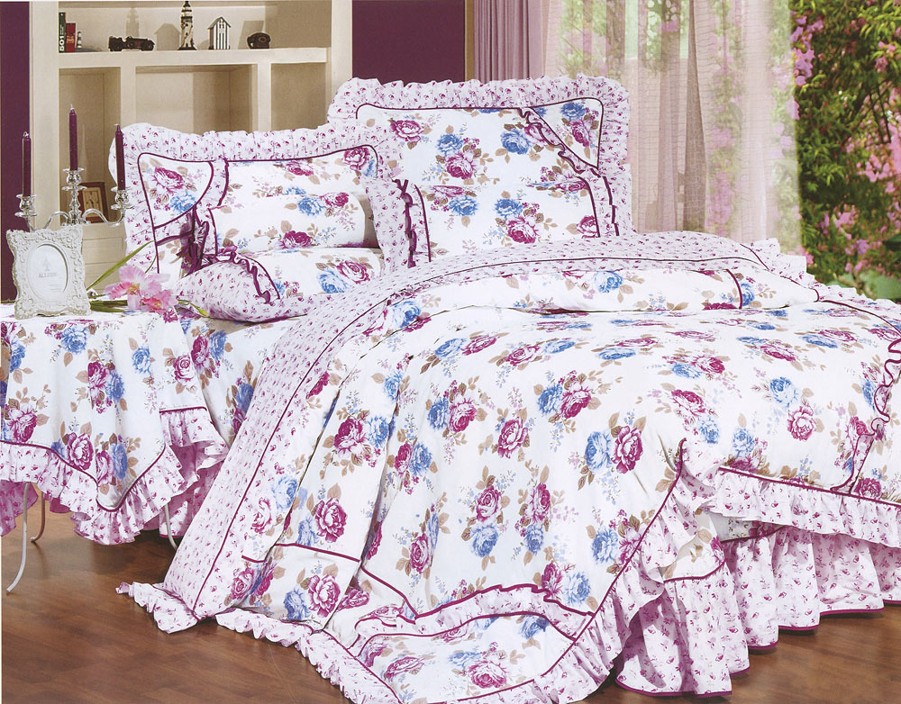 eDressit 4pcs Bedding Set (41102347)