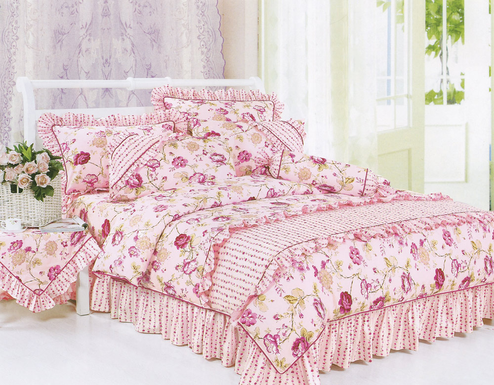 eDressit 4pcs Bedding Set (41103701)