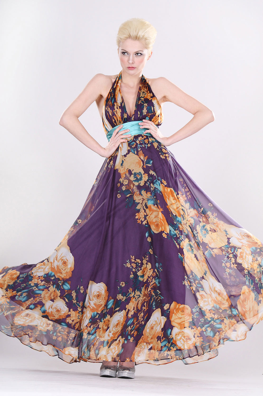 eDressit Fabulous Halter Evening Dress (00099606)
