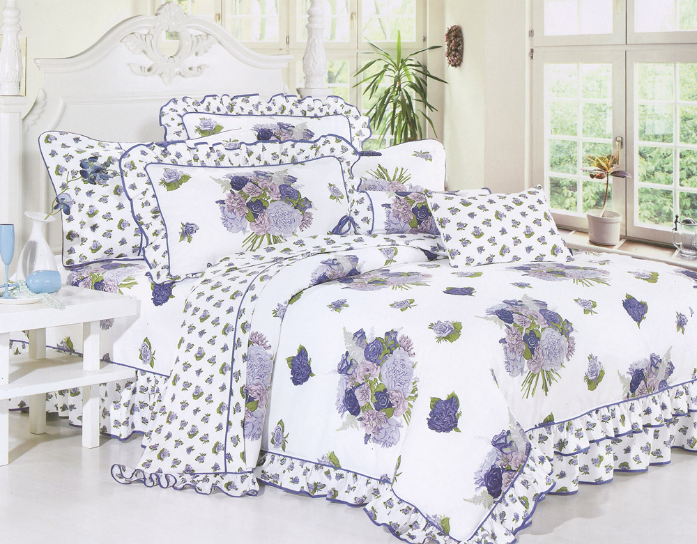 eDressit 4pcs Bedding Set (41105347)