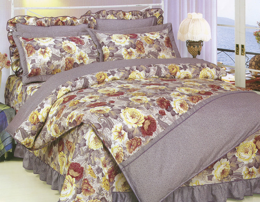eDressit 4pcs Bedding set (41100328)