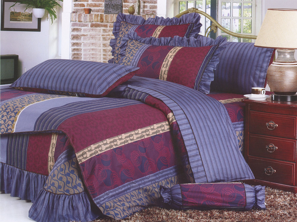 eDressit 4pcs Bedding Set (41103225)