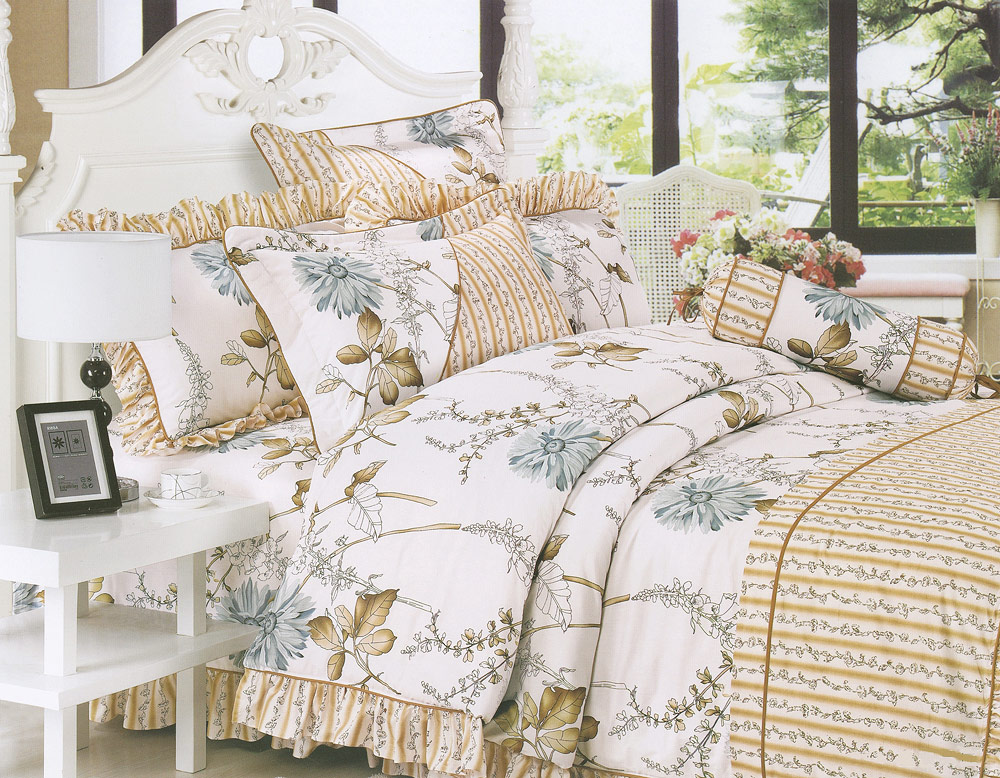 eDressit 4pcs Bedding set (41100430)