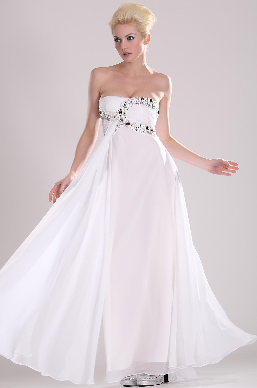 eDressit Adorable Vestido de Noche sin Tirante (00104907)