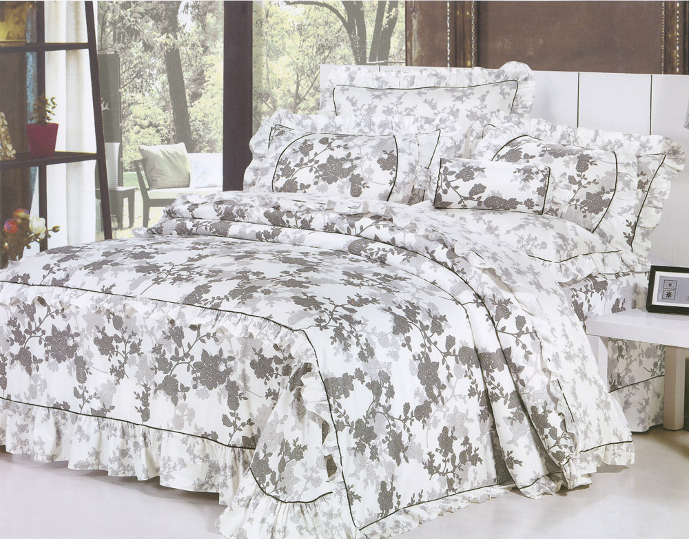 eDressit 4pcs Bedding Set (41102107)