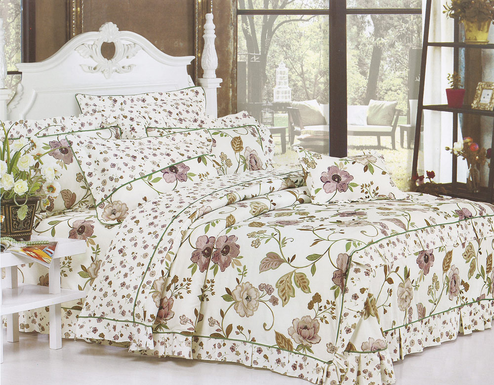 eDressit 4pcs Bedding Set (41103047)