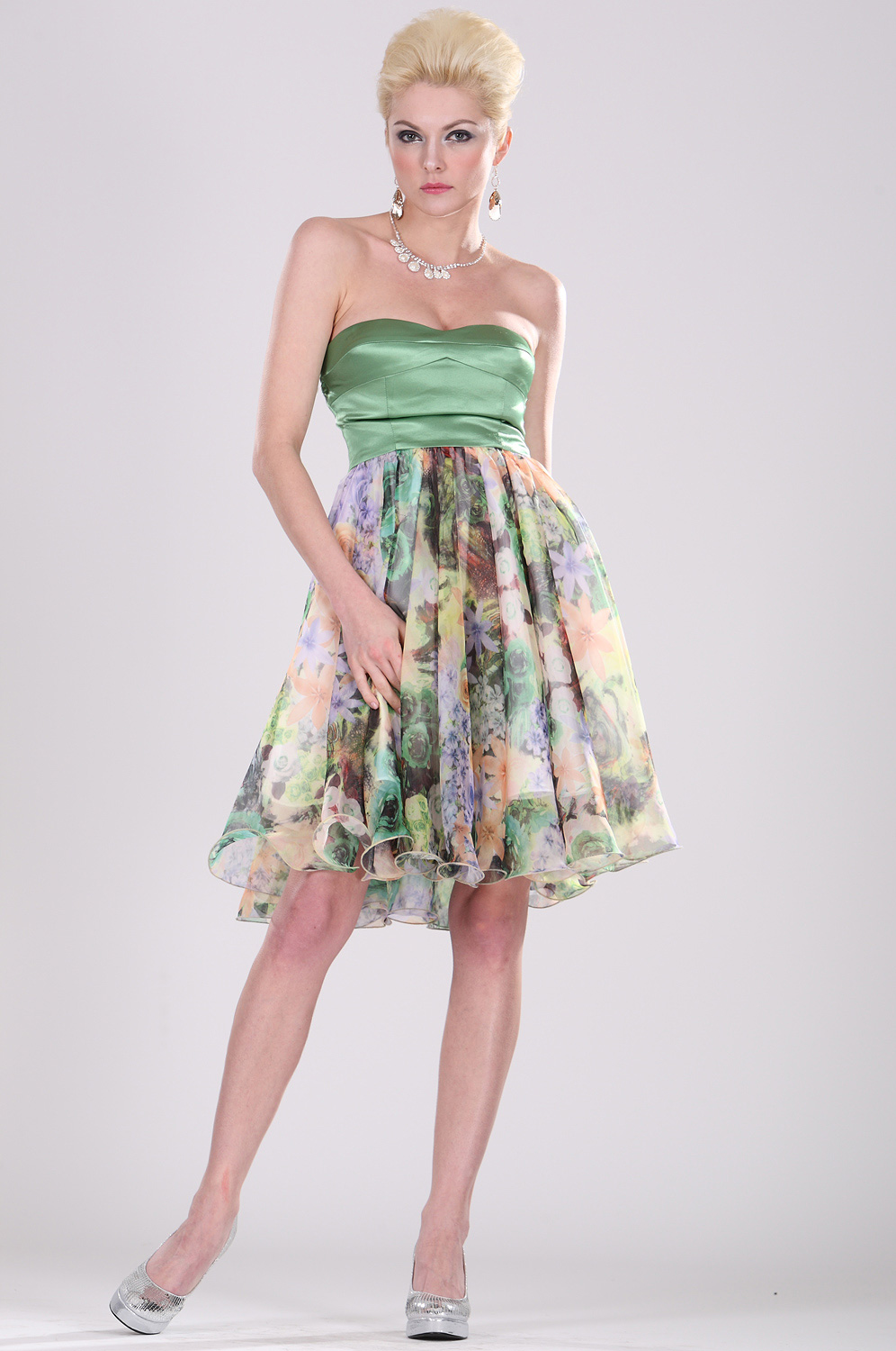 eDressit Cute Floral Cocktail Dress (04772368)