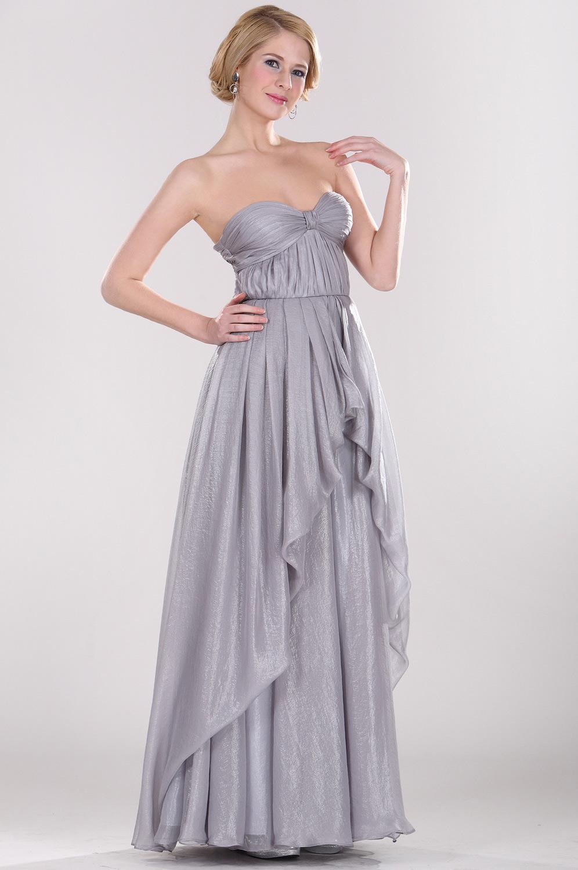 eDressit Elegant Strapless Soiree Robe (00103208)