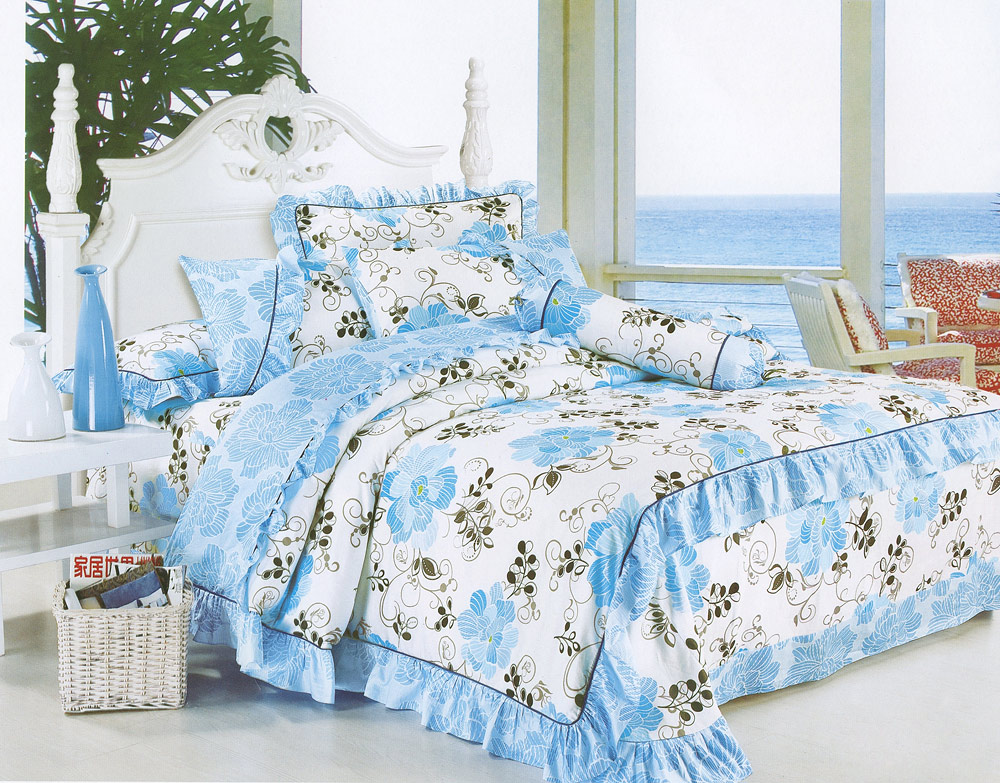 eDressit 4pcs Ropa de cama (41100543)