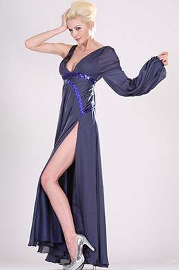 eDressit Stylish Sexy Evening Dress--Size UK18 (00103905)