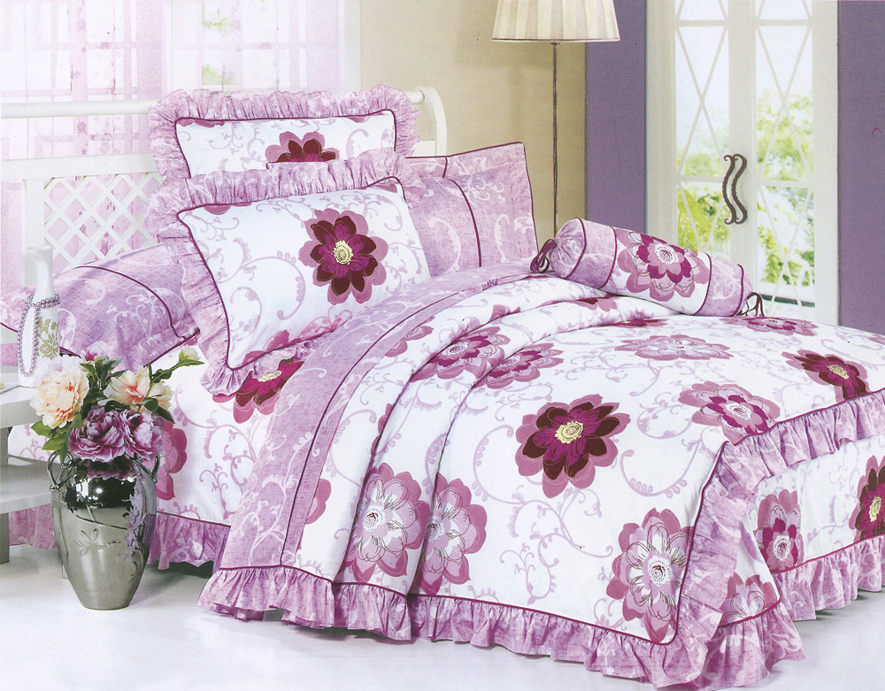 eDressit 4pcs Bedding Set (41102925)