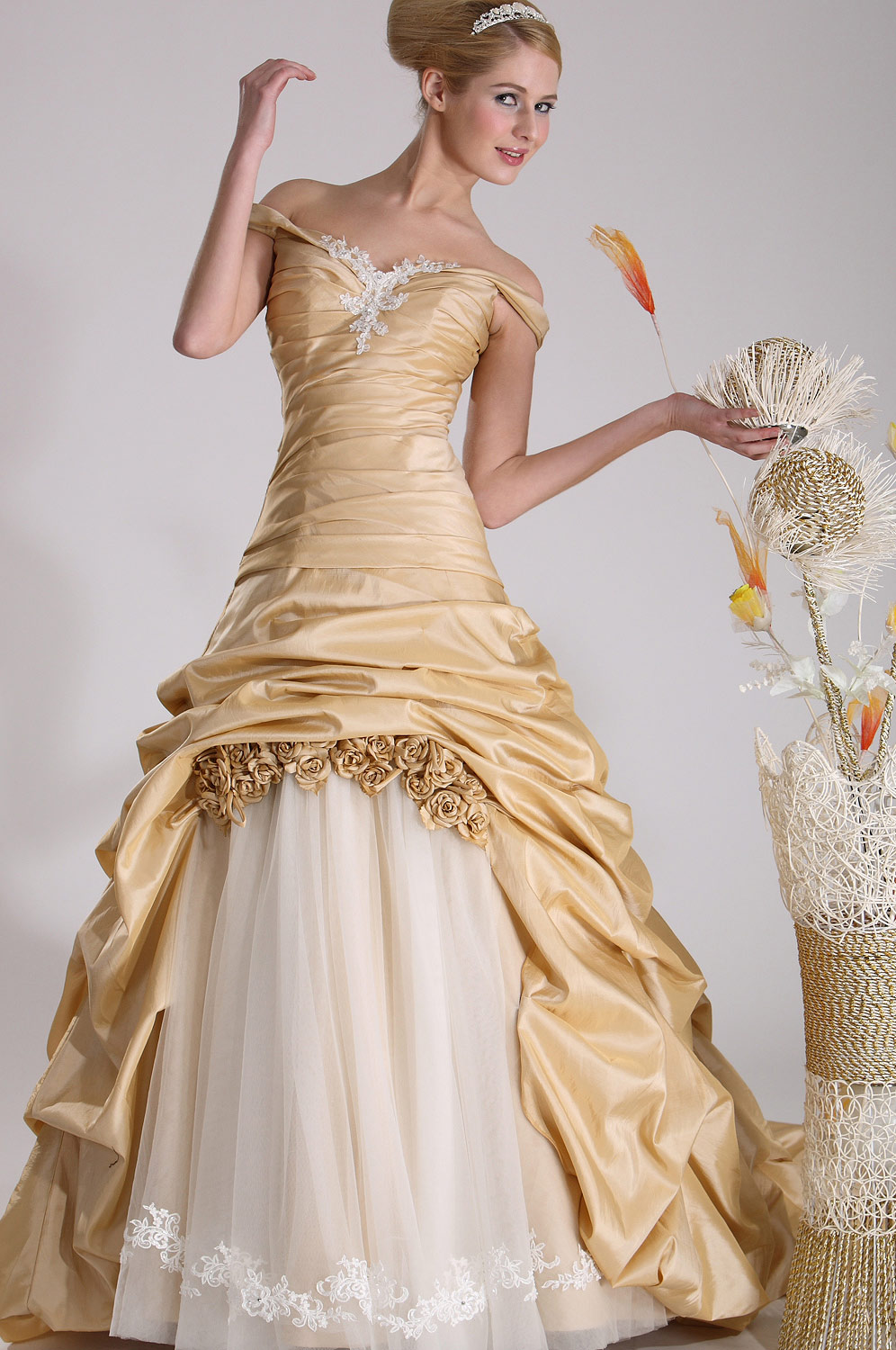 eDressit Off Shoulder Ball Gown (01101014)