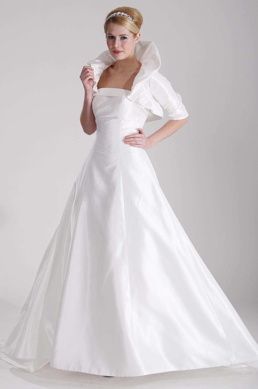 eDressit Blanco Vestido de Novia (01100607)