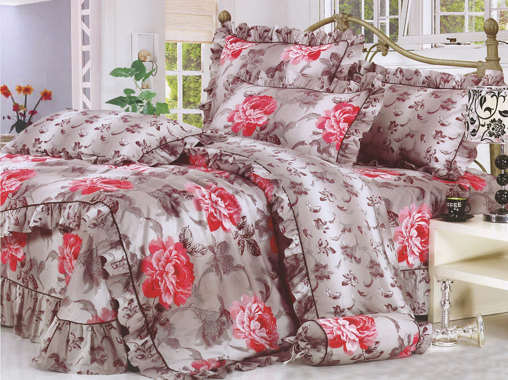 eDressit 4pcs Bedding Set (41101835)