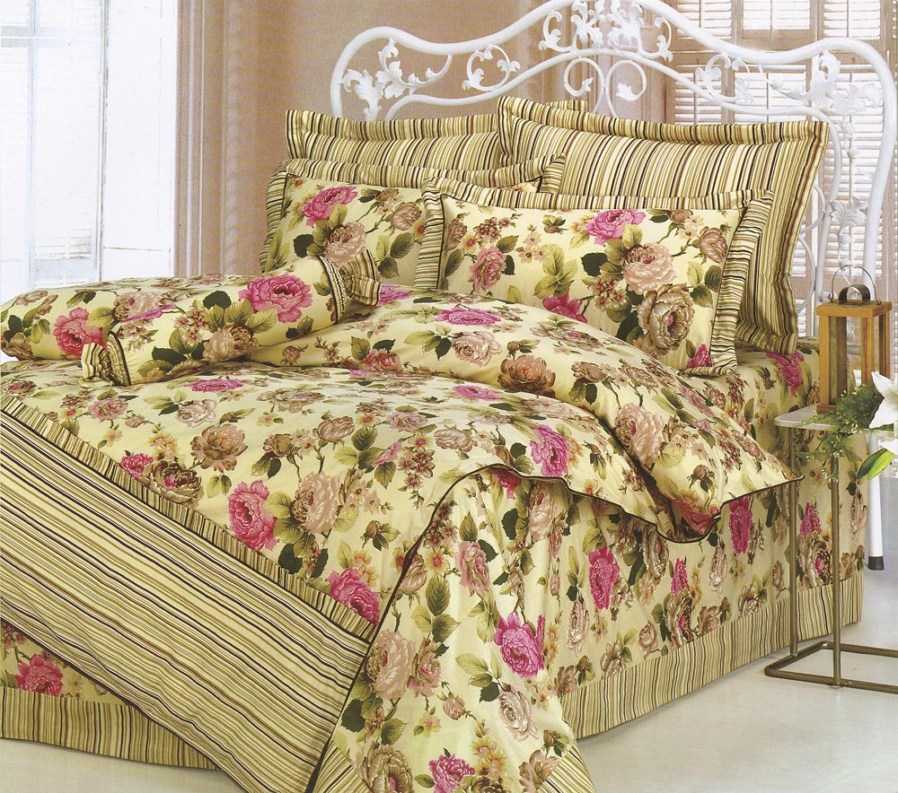 eDressit 4pcs Bedding Set (41101918)