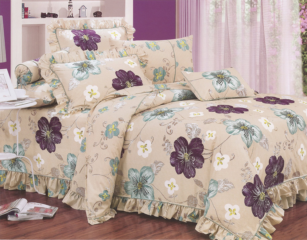 eDressit 4pcs Bedding Set (41102719)