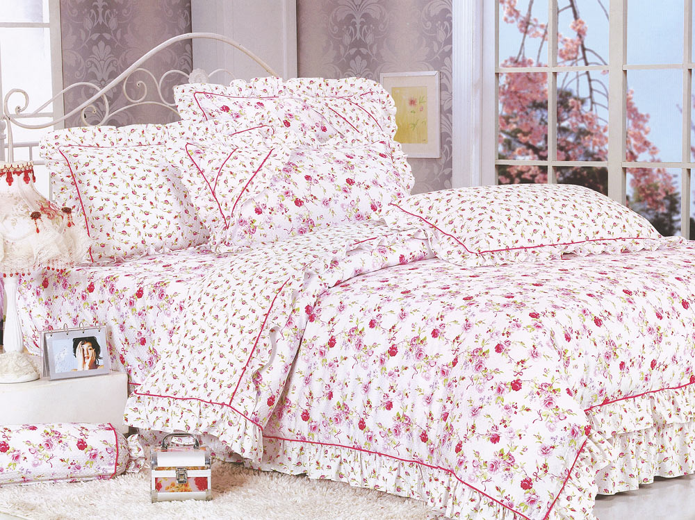 eDressit 4pcs Bedding Set (41102547)