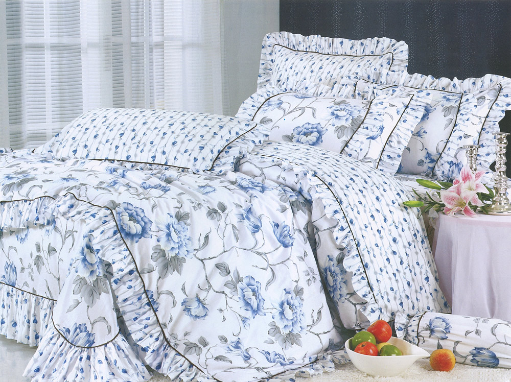 eDressit 4pcs Bedding Set (41101147)