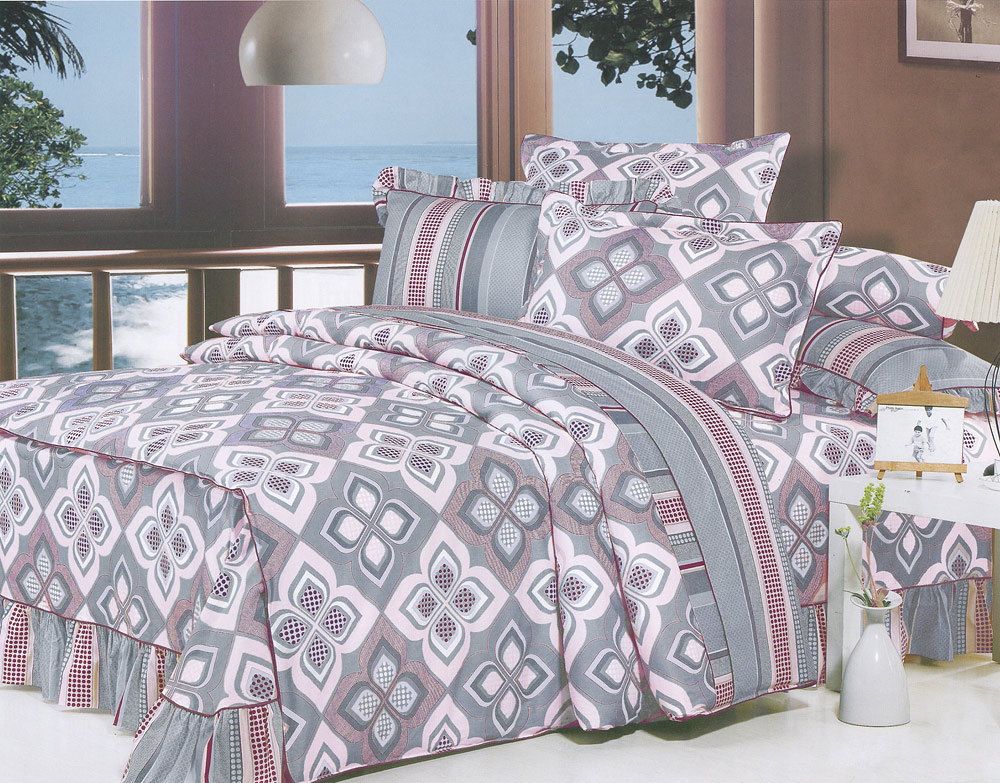 eDressit 4pcs Bedding Set (41104008)