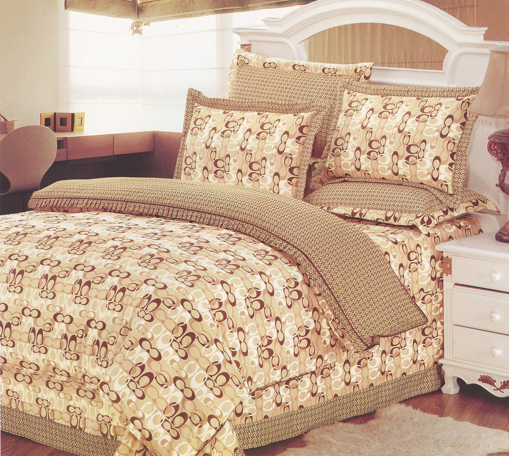 eDressit 4pcs Bedding Set (41105509)