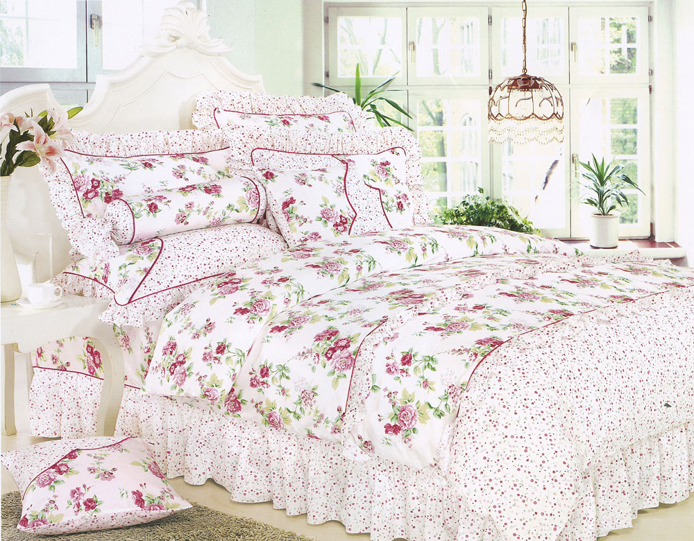 eDressit 4pcs Bedding Set (41102447)