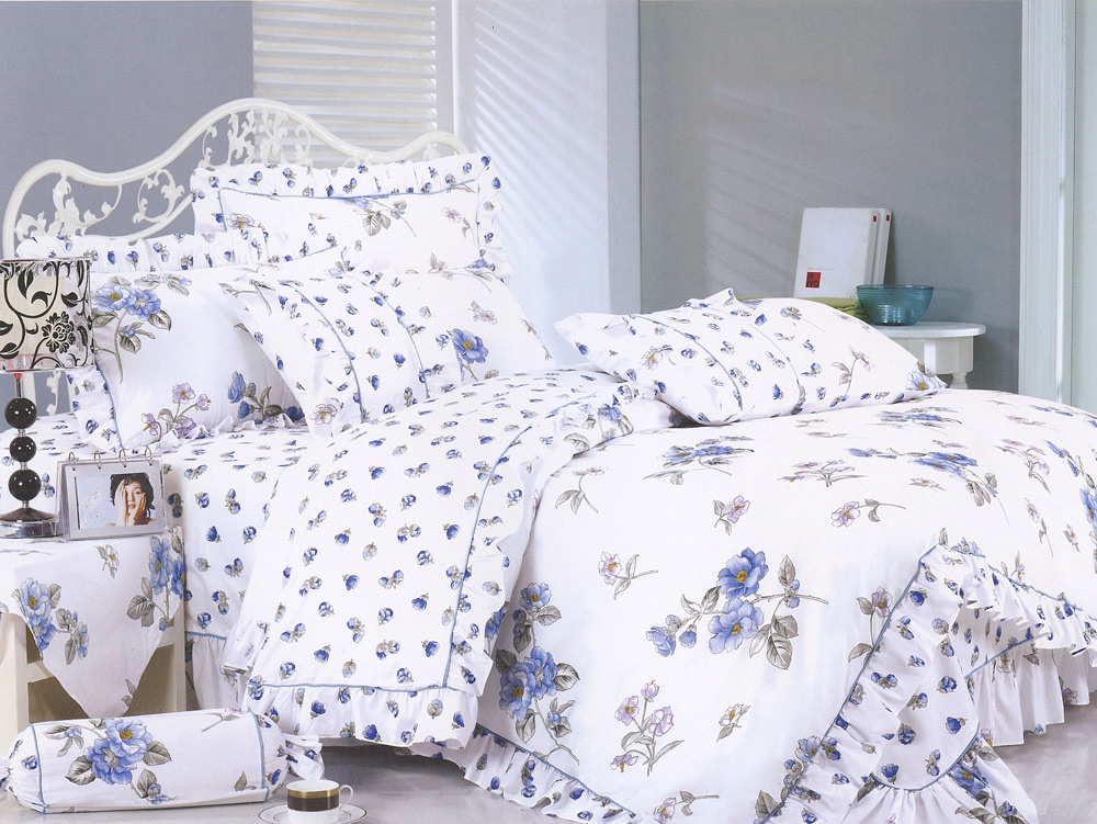 eDressit 4pcs Bedding Set (41105147)