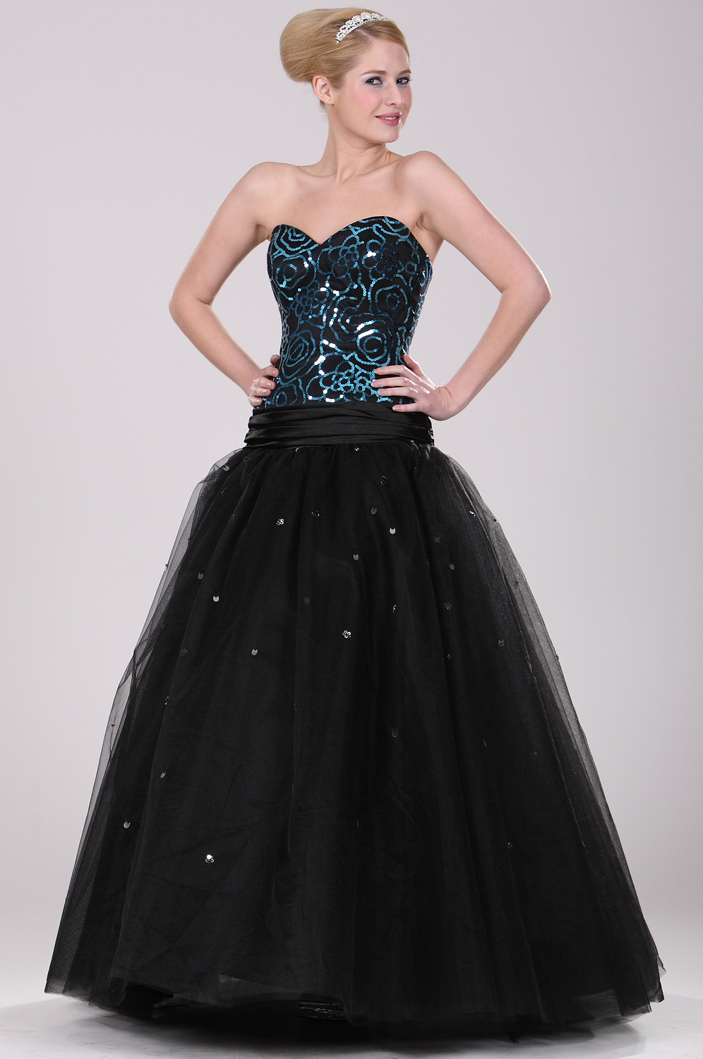 eDressit Sweetheart Ball Gown (28101300)