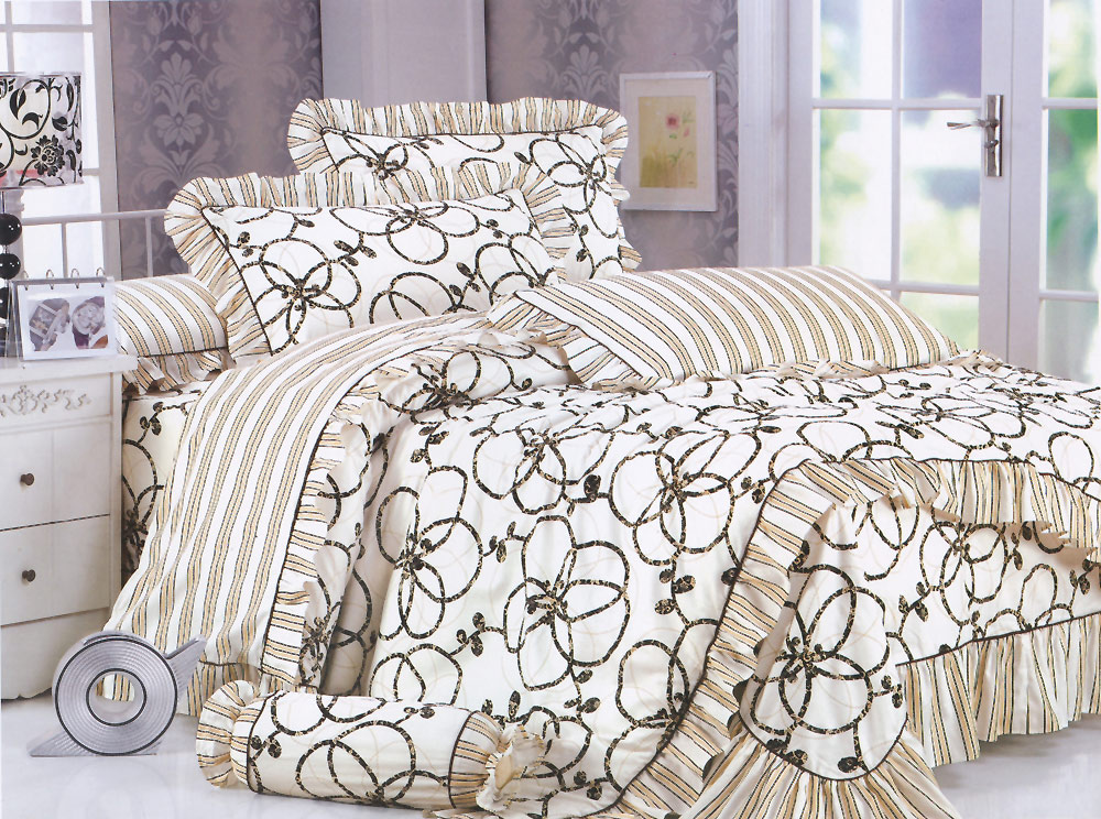 eDressit 4pcs Bedding Set (41102630)
