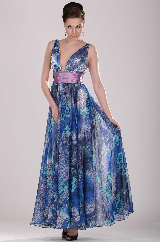 eDressit  Вечернее платье с сексуальным v-декольте (00091705)