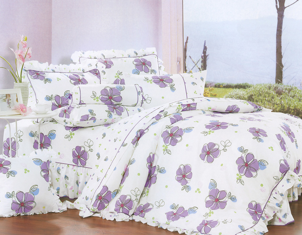 eDressit 4pcs Bedding Set (41101447)