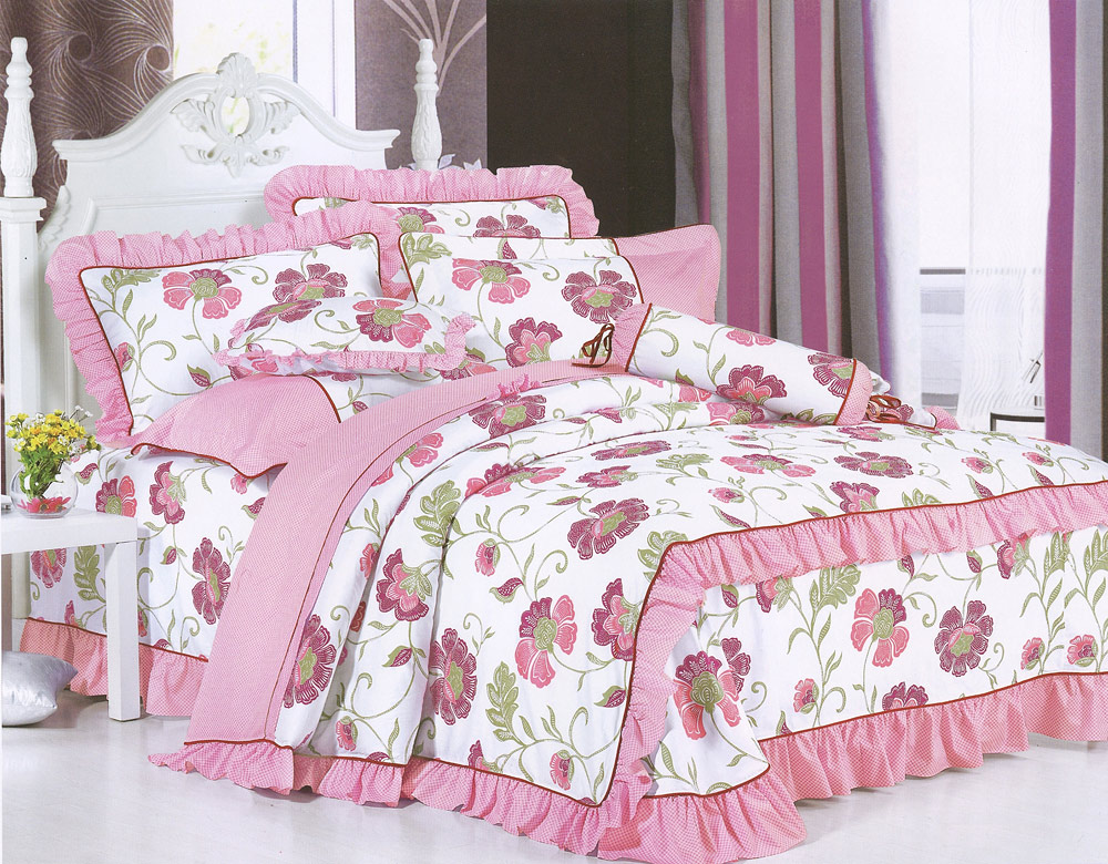 eDressit 4pcs Bedding Set (41101315)