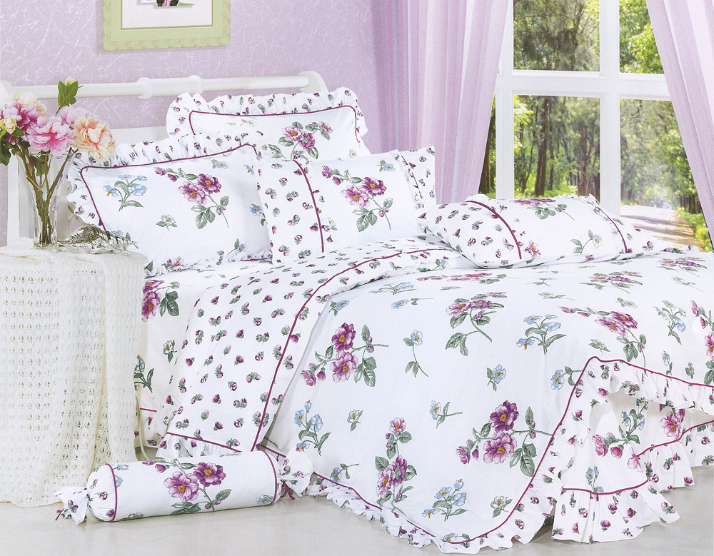 eDressit 4pcs Bedding Set (41101547)