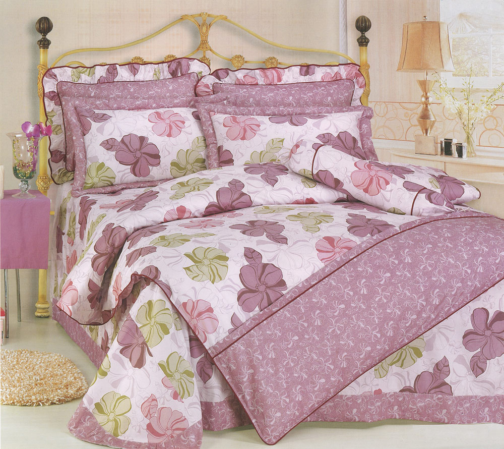 eDressit 4pcs Bedding Set (41102899)