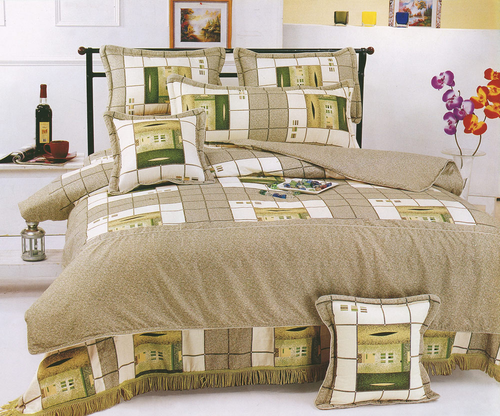 eDressit 4pcs Bedding Set (41105440)