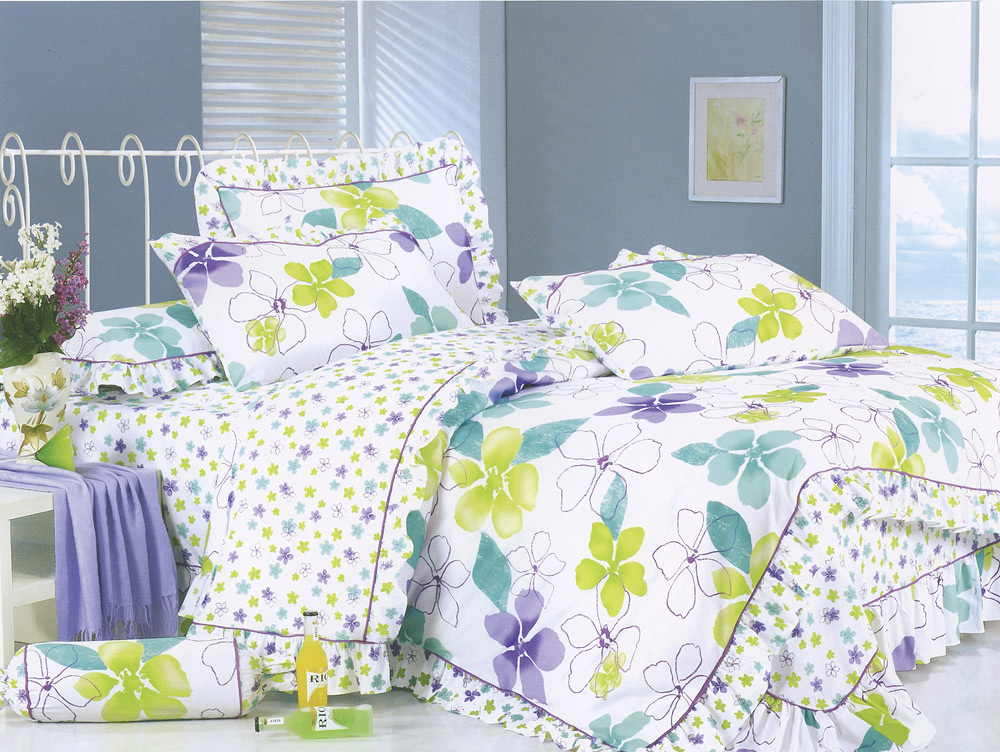 eDressit 4pcs Bedding Set (41101247)
