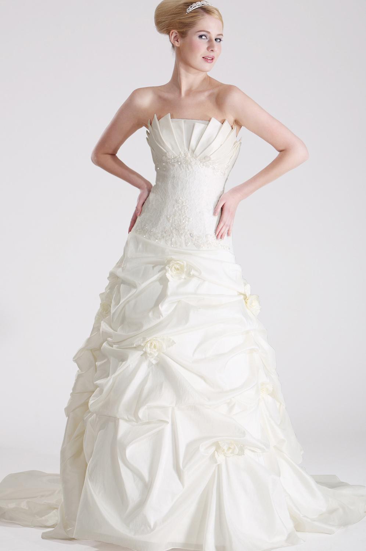eDressit Стильное свадебное платье (01100307)