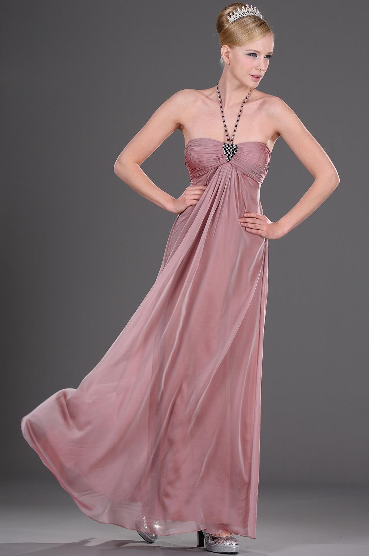 eDressit Beaded Halter Evening Dress (00105946)