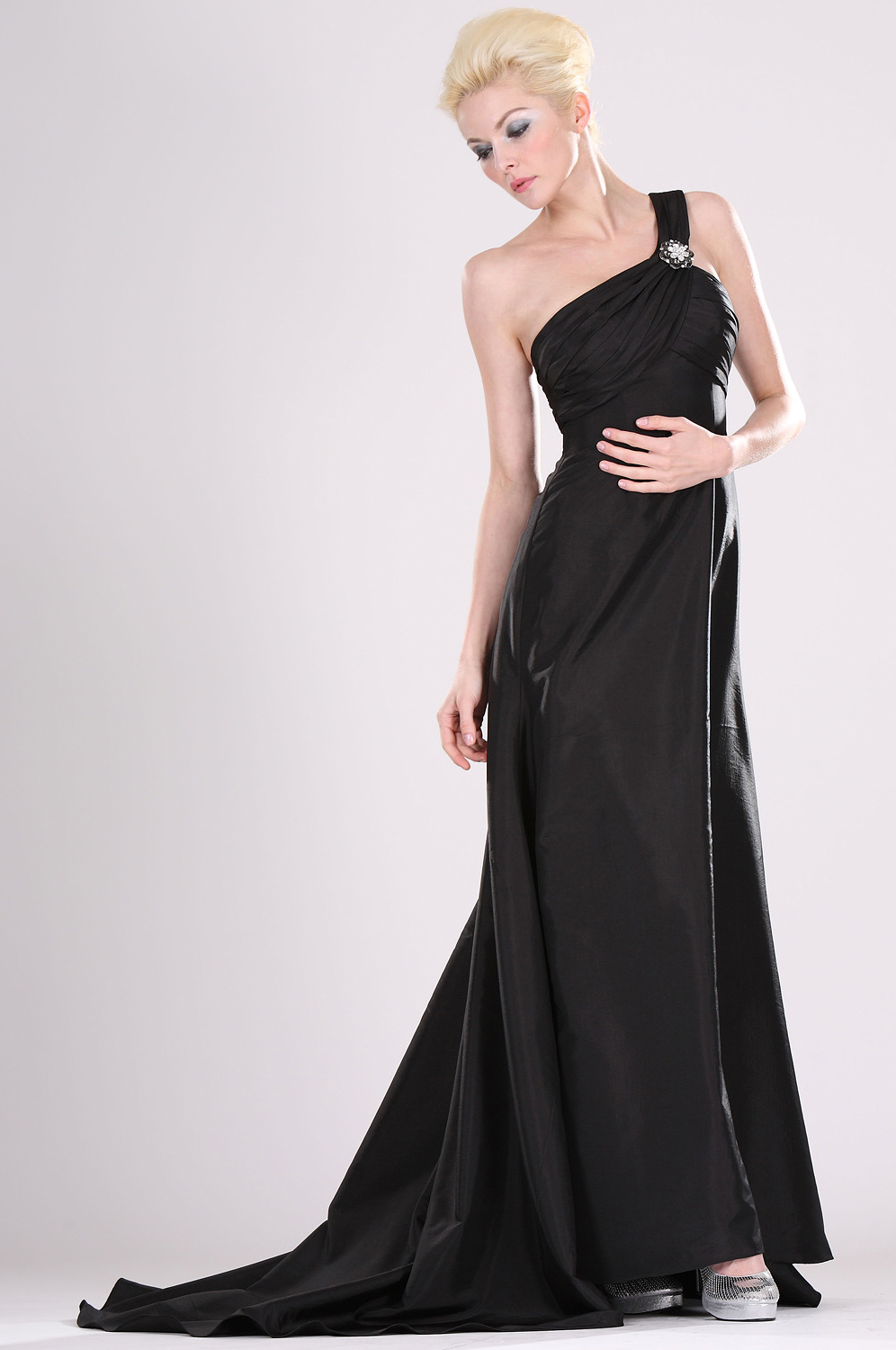 eDressit Charming Single Shoulder Evening Dress (00103800)