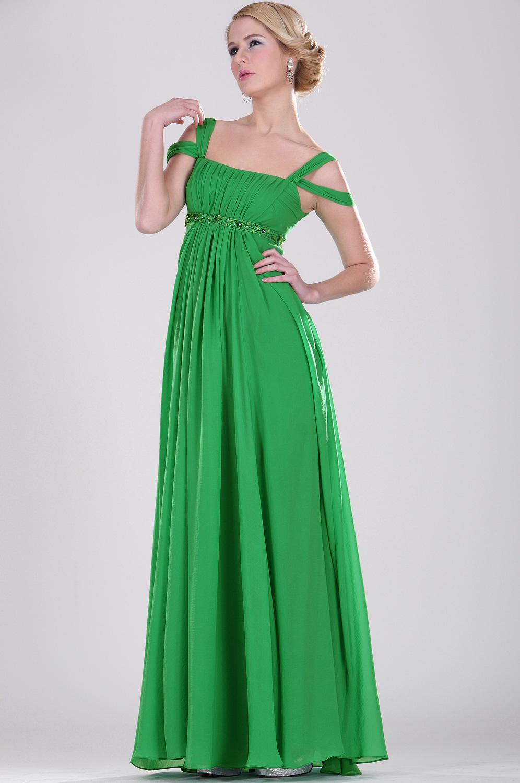 eDressit Стильное зеленое вечернее платье (00105104)